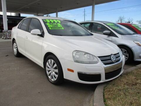 2008 Volkswagen Jetta for sale at CAR SOURCE OKC - CAR ONE in Oklahoma City OK