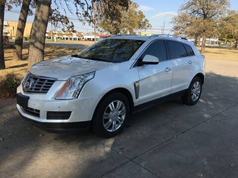 2014 Cadillac SRX for sale at RP AUTO SALES & LEASING in Arlington TX