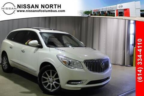 2013 Buick Enclave for sale at Auto Center of Columbus in Columbus OH