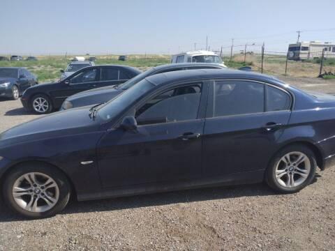 2008 BMW 3 Series for sale at PYRAMID MOTORS - Pueblo Lot in Pueblo CO