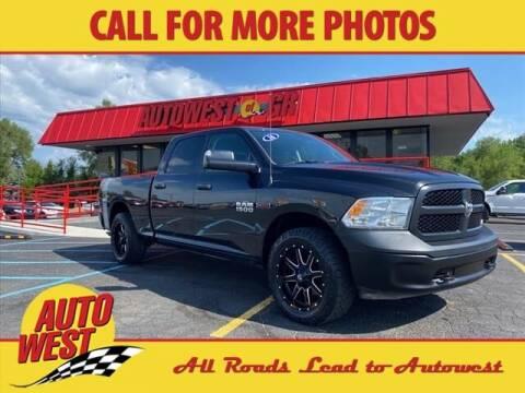 2016 RAM Ram Pickup 1500 for sale at Autowest Allegan in Allegan MI