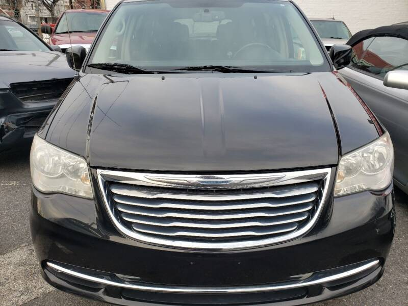 2012 Chrysler Town and Country for sale at Jimmys Auto INC in Washington DC