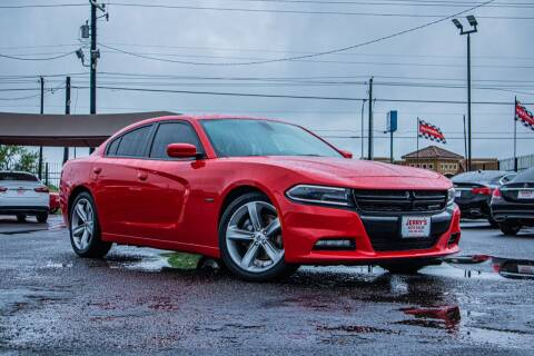 2018 Dodge Charger for sale at Jerrys Auto Sales in San Benito TX