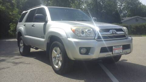 2007 Toyota 4Runner for sale at Auto Outpost-North, Inc. in McHenry IL