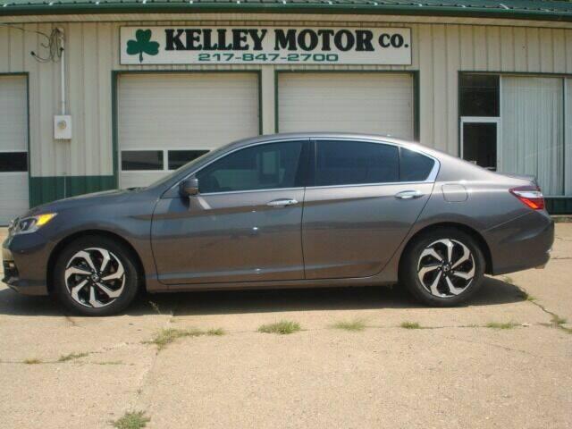 2017 Honda Accord for sale at Kelley Motor Co. in Hamilton IL