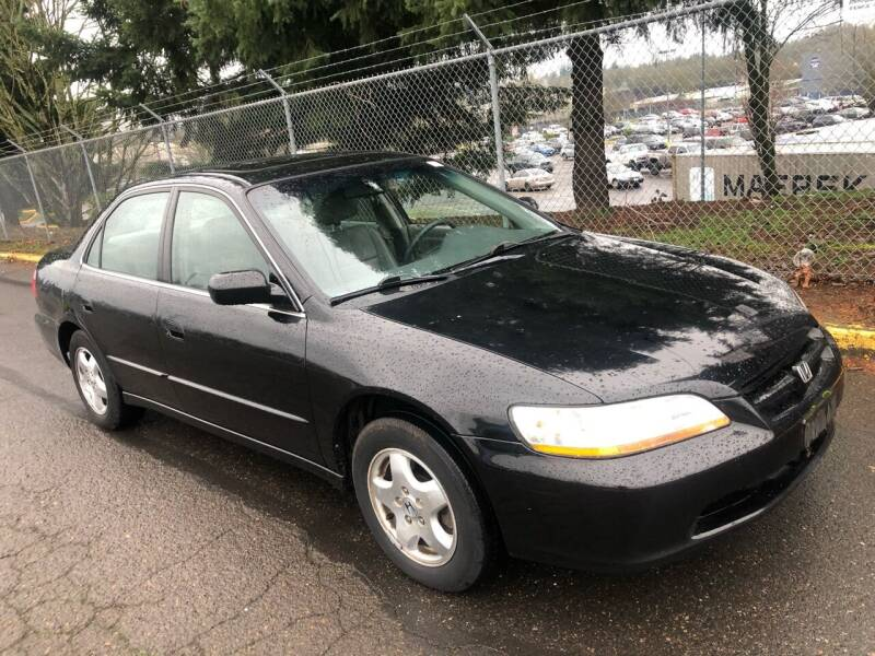 1998 Honda Accord for sale at Blue Line Auto Group in Portland OR
