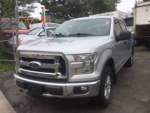 2015 Ford F-150 for sale at Drive Deleon in Yonkers NY