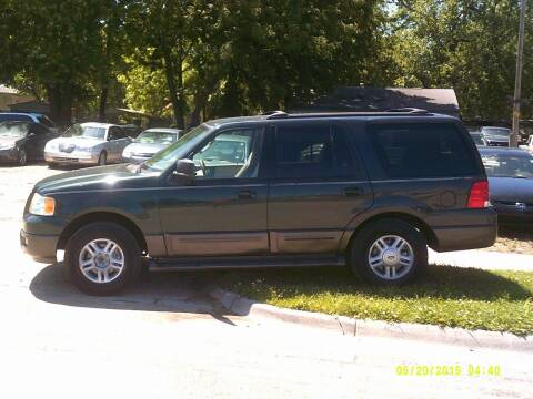 2004 Ford Expedition for sale at D & D Auto Sales in Topeka KS