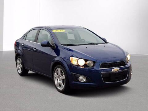 2014 Chevrolet Sonic for sale at Jimmys Car Deals in Livonia MI