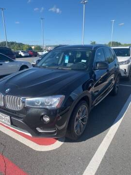 2015 BMW X3 for sale at The Car Guy powered by Landers CDJR in Little Rock AR