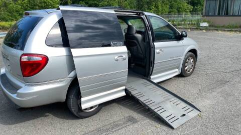 2007 Chrysler Town and Country for sale at Mobility Solutions in Newburgh NY