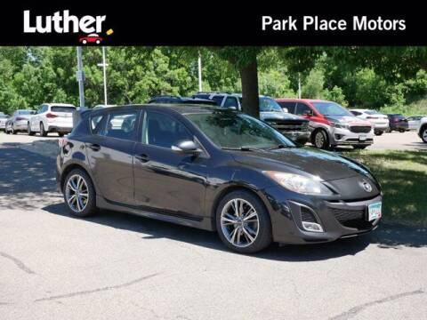 2010 Mazda MAZDA3 for sale at Park Place Motor Cars in Rochester MN