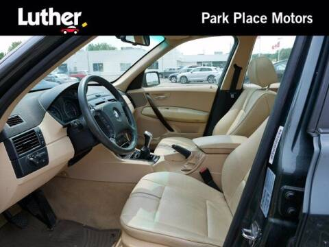2005 BMW X3 for sale at Park Place Motor Cars in Rochester MN