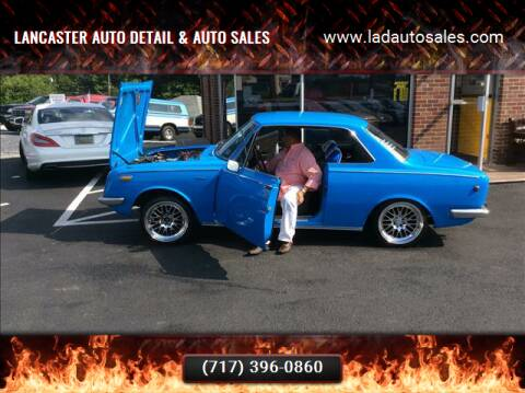 1969 Toyota Corona for sale at Lancaster Auto Detail & Auto Sales in Lancaster PA