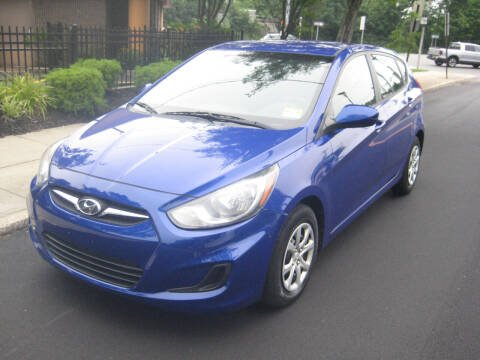 2012 Hyundai Accent for sale at Top Choice Auto Inc in Massapequa Park NY
