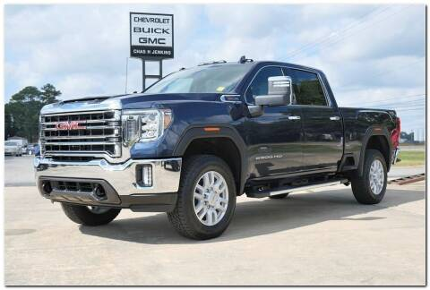 2022 GMC Sierra 2500HD for sale at STRICKLAND AUTO GROUP INC in Ahoskie NC