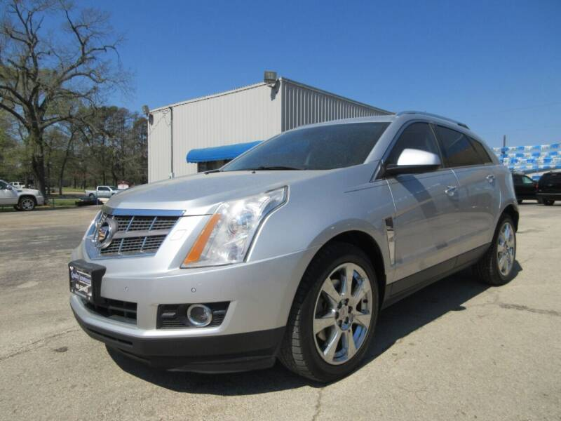 2011 Cadillac SRX for sale at Quality Investments in Tyler TX