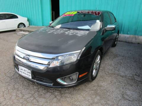 2011 Ford Fusion for sale at Cars 4 Cash in Corpus Christi TX