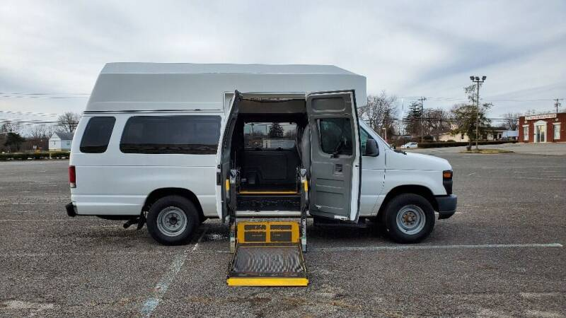 2011 Ford E-Series Cargo for sale at BT Mobility LLC in Wrightstown NJ
