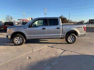 2020 Ford F-150 for sale at J & S Auto in Downs KS