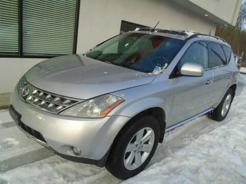 2007 Nissan Murano for sale at Island Auto Buyers in West Babylon NY