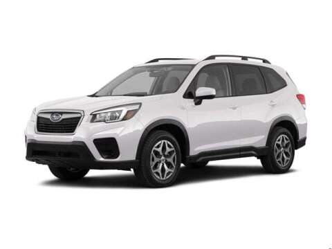 2019 Subaru Forester for sale at Jensen's Dealerships in Sioux City IA