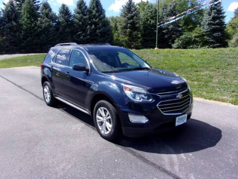 2016 Chevrolet Equinox for sale at Birmingham Automotive in Birmingham OH