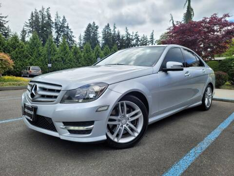 2013 Mercedes-Benz C-Class for sale at Silver Star Auto in Lynnwood WA