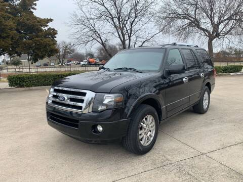 2013 Ford Expedition for sale at Z AUTO MART in Lewisville TX