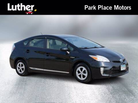 2014 Toyota Prius for sale at Park Place Motor Cars in Rochester MN