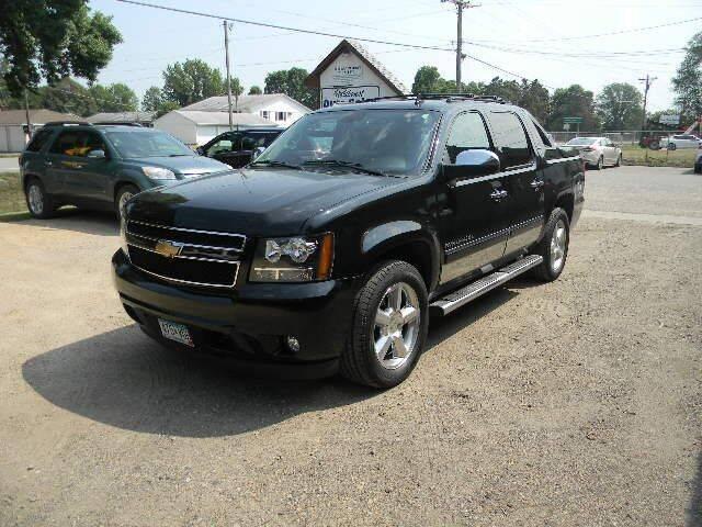 2012 Chevrolet Avalanche for sale at Northwest Auto Sales in Farmington MN