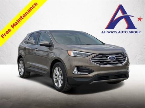 2019 Ford Edge for sale at ATASCOSA CHRYSLER DODGE JEEP RAM in Pleasanton TX