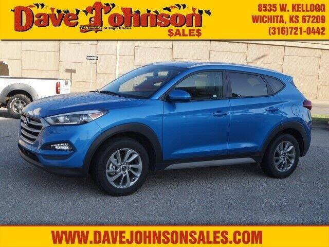 2018 Hyundai Tucson for sale at Dave Johnson Sales in Wichita KS