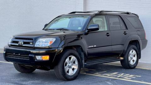 2005 Toyota 4Runner for sale at Carland Auto Sales INC. in Portsmouth VA
