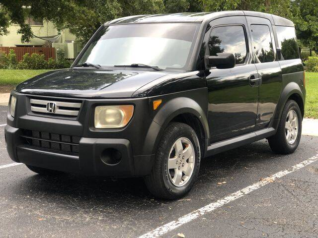 2008 Honda Element for sale at Fort Lauderdale Auto Sales in Fort Lauderdale FL
