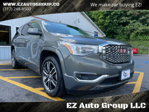 2018 GMC Acadia for sale at EZ Auto Group LLC in Lewistown PA