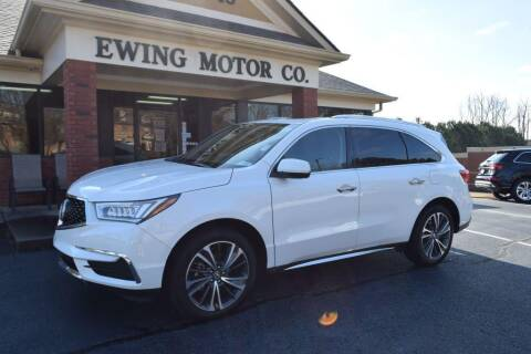 2020 Acura MDX for sale at Ewing Motor Company in Buford GA