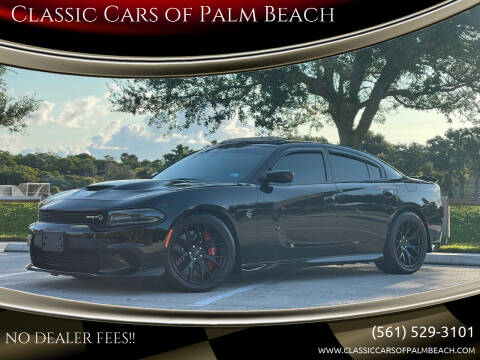 2016 Dodge Charger for sale at Classic Cars of Palm Beach in Jupiter FL