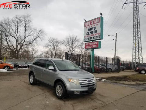 2007 Ford Edge for sale at Five Star Auto Center in Detroit MI