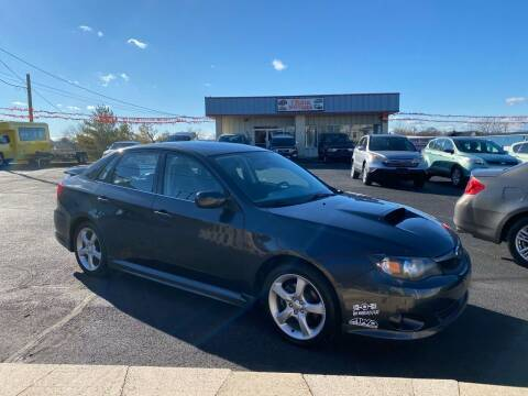 2010 Subaru Impreza for sale at 4X4 Rides in Hagerstown MD
