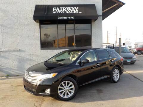2009 Toyota Venza for sale at FAIRWAY AUTO SALES, INC. in Melrose Park IL