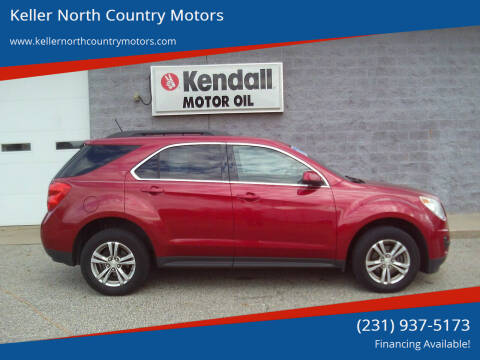 2013 Chevrolet Equinox for sale at Keller North Country Motors in Howard City MI