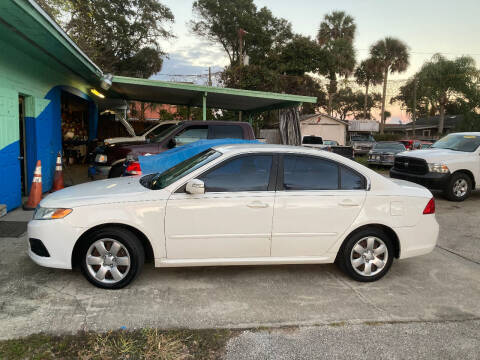 2010 Kia Optima for sale at Harbor Oaks Auto Sales in Port Orange FL