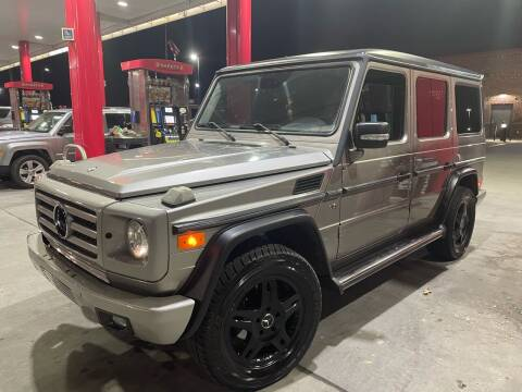 2003 Mercedes-Benz G-Class for sale at Trocci's Auto Sales in West Pittsburg PA