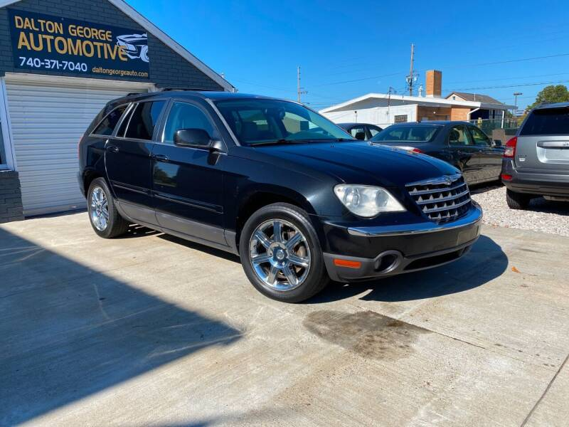 2007 Chrysler Pacifica for sale at Dalton George Automotive in Marietta OH