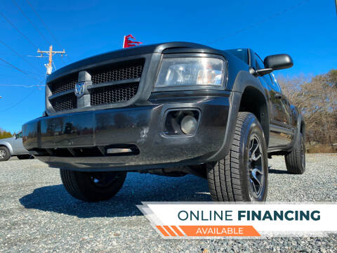 2008 Dodge Dakota for sale at Prime One Inc in Walkertown NC