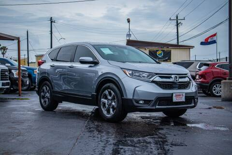 2019 Honda CR-V for sale at Jerrys Auto Sales in San Benito TX