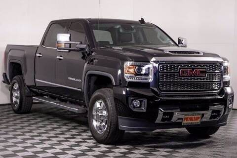 2018 GMC Sierra 3500HD for sale at Chevrolet Buick GMC of Puyallup in Puyallup WA