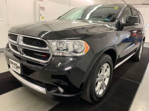 2013 Dodge Durango for sale at TOWNE AUTO BROKERS in Virginia Beach VA