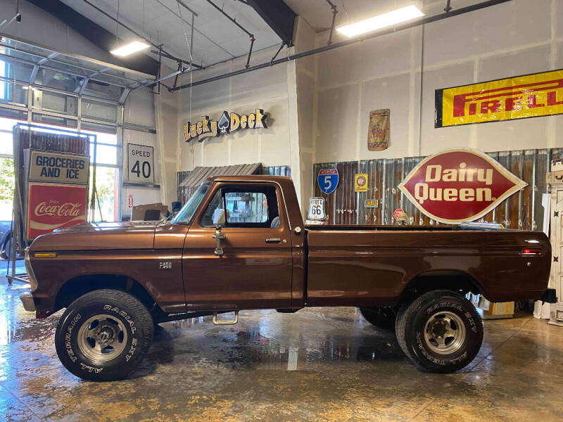 1975 Ford F-250 for sale at Cool Classic Rides in Redmond OR
